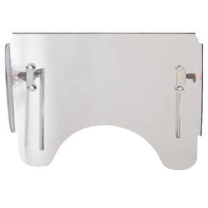 Tavolino trasparente Marcus - Antano Group